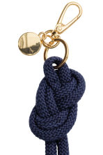 Keyring - Dark blue - Ladies | H&M 2