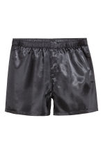2-pack boxer shorts - Black/Leopard print - Men | H&M CN 3