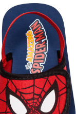 Sandals - Red/Spiderman - Kids | H&M 3