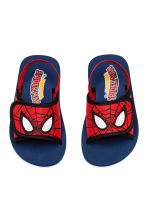 Sandals - Red/Spiderman - Kids | H&M 1
