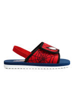 Sandals - Red/Spiderman - Kids | H&M 2