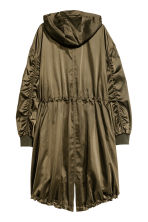 Parka - Khaki green - Ladies | H&M 3