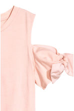 Jersey top - Powder pink - Ladies | H&M 3