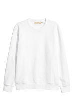 Sweatshirt - White - Men | H&M 2