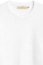 Sweat - Blanc - HOMME | H&M FR 2