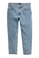 Cropped Jeans - Denim blue - Men | H&M 2