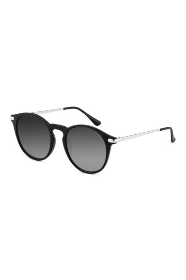 Sunglasses - Black/Silver - Ladies | H&M CN 1