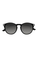 Sunglasses - Black/Silver - Ladies | H&M CN 2