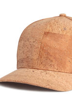 Cork cap - Camel - Men | H&M 3