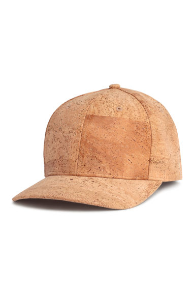 Cork cap - Camel - Men | H&M CN 1