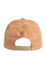 Cork cap - Camel - Men | H&M 2