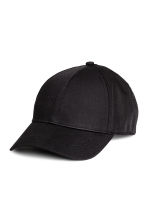 Tie-back cap - Black - Ladies | H&M 1
