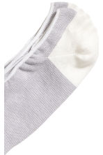 Liner socks - White marl - Men | H&M 2