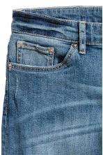 Denim shorts - Denim blue - Ladies | H&M IE 3