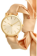 Watch - Powder beige - Ladies | H&M CN 3