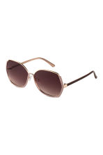 Sunglasses - Vintage pink - Ladies | H&M 1