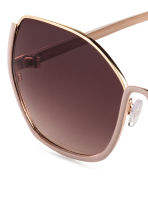 Sunglasses - Vintage pink - Ladies | H&M CN 3