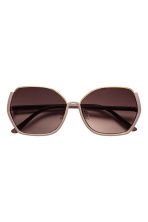Sunglasses - Vintage pink - Ladies | H&M CN 2