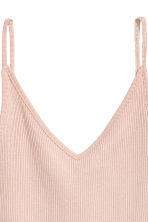 Top a costine - Rosa cipria - DONNA | H&M IT 3