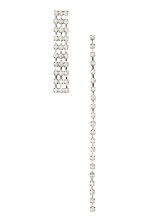 Sparkly earrings - Silver - Ladies | H&M 1