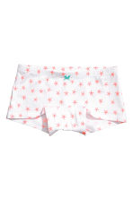 3-pack boxer briefs - White/Starfish - Kids | H&M 2