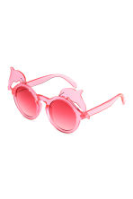 Sunglasses - Neon pink - Ladies | H&M CN 1