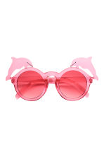Sunglasses - Neon pink - Ladies | H&M CN 2