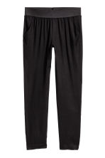 Pull-on trousers - Black - Ladies | H&M 2