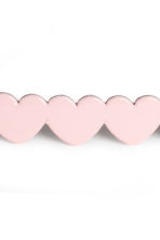 Choker - Light pink -  | H&M CN 2