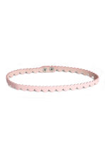 Choker - Light pink -  | H&M CN 1