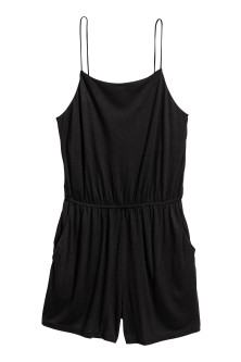 Tricot playsuit