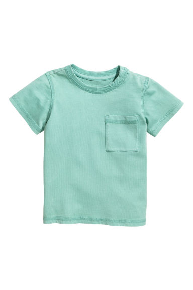 T-shirt - Verde menta - BAMBINO | H&M IT 1
