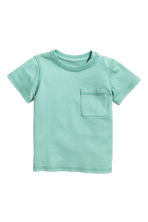 T-shirt - Mint green - Kids | H&M 1