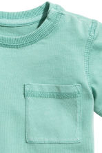 T-shirt - Mint green - Kids | H&M 2