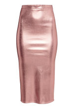 Pencil skirt - Pink - Ladies | H&M CN 2