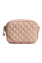 Quilted shouder bag - Powder - Ladies | H&M 1