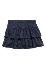 Jersey skirt - Dark blue - Kids | H&M 2
