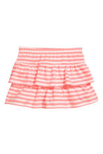 Jersey skirt - Pink/Striped - Kids | H&M 2