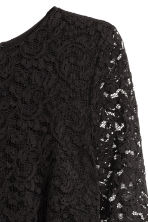 H&M+ Lace dress - Black - Ladies | H&M 3