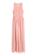 Maxi dress - Powder pink -  | H&M CN 2