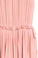 Maxi dress - Powder pink -  | H&M CN 3