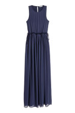 Maxi dress - Dark blue -  | H&M CN 2