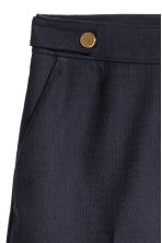 H&M+ City shorts - Dark blue -  | H&M 2