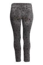 H&M+ Stretch trousers - Black/Patterned - Ladies | H&M 3