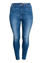 H&M+ Shaping Skinny High waist - Bleu denim -  | H&M FR 2
