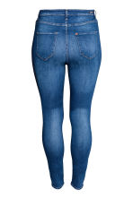 H&M+ Shaping Skinny High waist - Bleu denim -  | H&M FR 3
