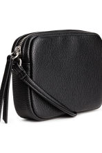 Mini shoulder bag - Black - Ladies | H&M 3