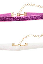 5-pack chokers - Multicoloured -  | H&M 2