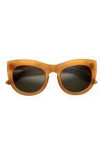 Sunglasses - Camel - Ladies | H&M 2