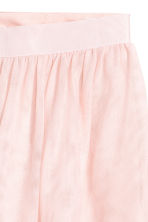 Pleated skirt - Light pink -  | H&M 3